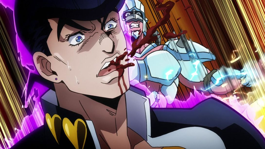 Diamond Is Unbreakable 12 Red Hot Chili Pepper Part 2 Jojo S Bizarre Comparisons Stardust view an image titled 'crazy diamond art' in our jojo's bizarre adventure: red hot chili pepper part